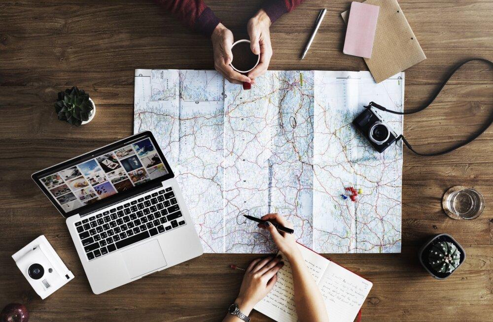 RETSEPT | Kuidas leida endale välismaal unistuste töö?