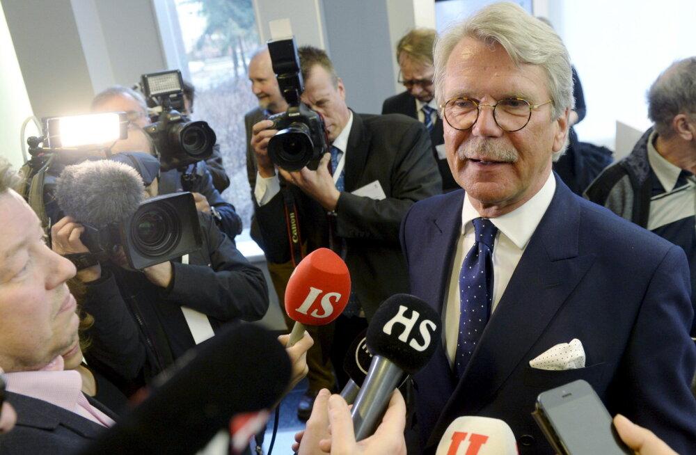 Nordea nõukogu esimees: Rootsi maksumaksjad pole Nordeat päästnud