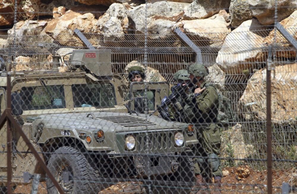Iisrael alustas sõjalist operatsiooni Hezbollah´ tunnelite vastu