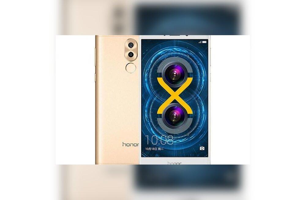 Huawei selgitas lähemalt plaane Apple'ist ette minna ja suuruselt teiseks telefonitootjaks tõusta