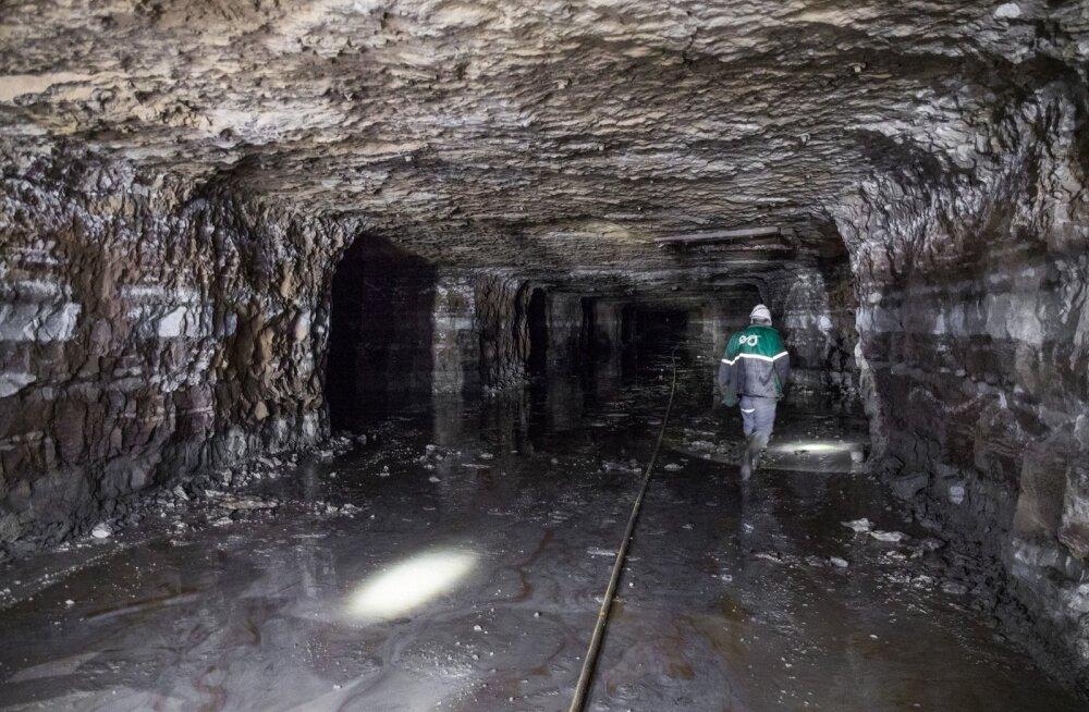 Elektrijaamu sulgedes koondatakse esmajärjekorras kaevurid.