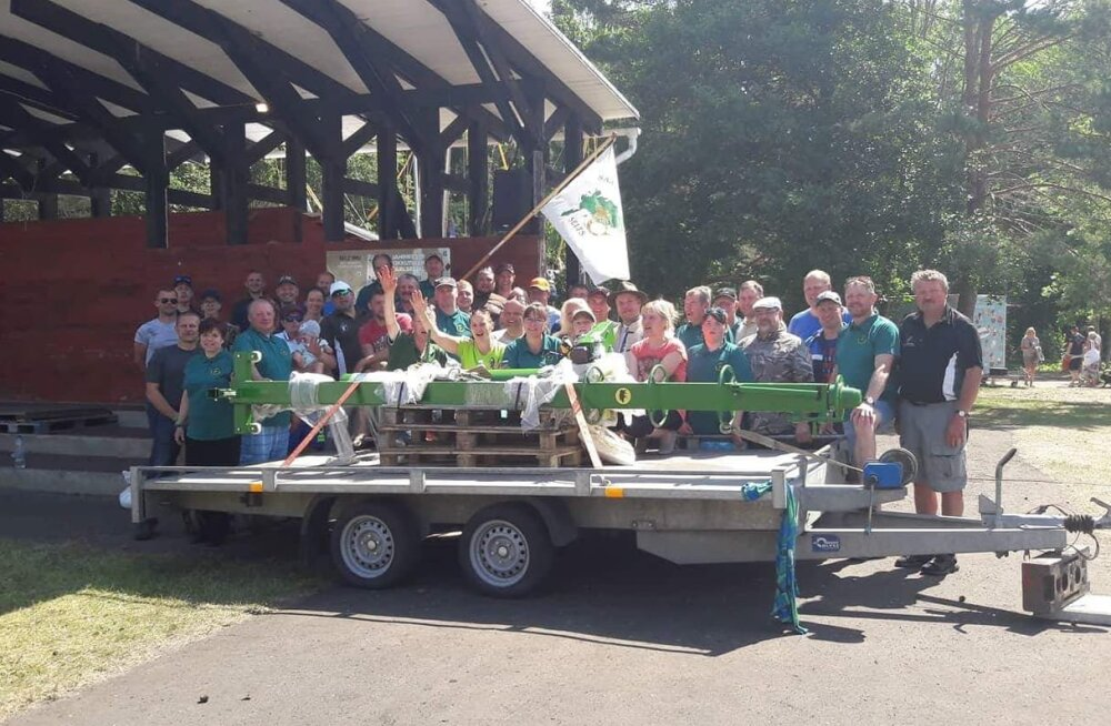 MEIE MAA | Saarte jahimehed võitsid riikliku kokkutuleku Pärnumaal