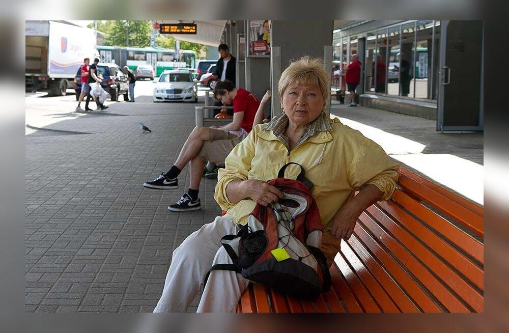 Лишившаяся из-за аварии машины пенсионерка из Ида-Вирумаа 10 лет не может добиться справедливости