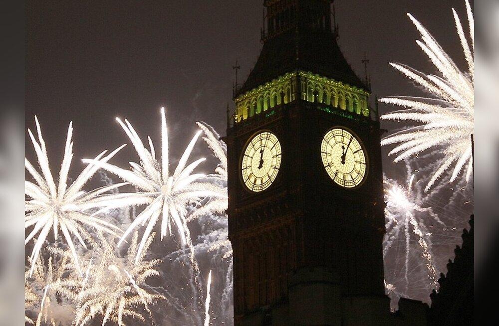 Londoni olümpiamängude ajakava selgunud