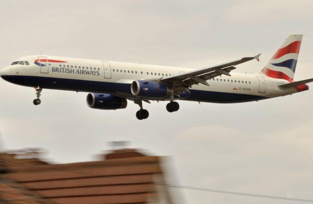 British Airways alustab homsest otselendudega Tallinna ja Londoni vahel