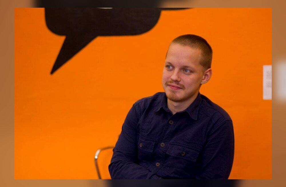 Eesti Energias töötav nooremprojekteerija meenutab, mida andis talle Noored Kooli projekti raames õpetajana töötamise kogemus