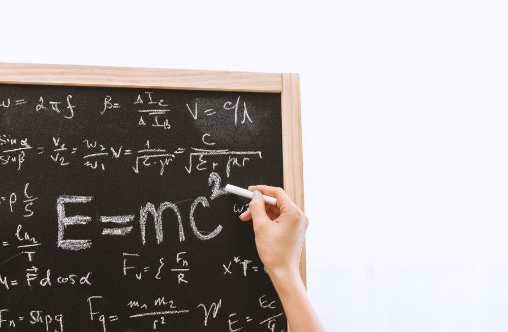 Хорошая осанка поможет выучить математику