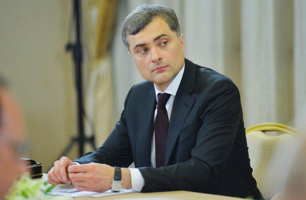 Putini abi Surkov: segaverelisel Venemaal seisab ees geopoliitiline üksindus