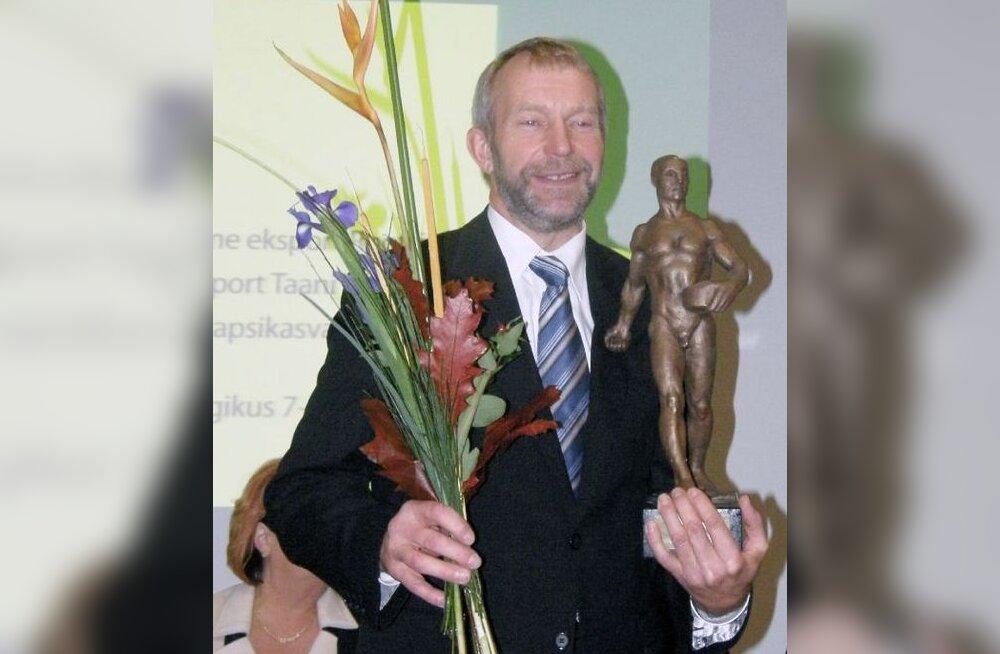 Aasta põllumees 2008 on teraviljakasvataja Mati Nurm