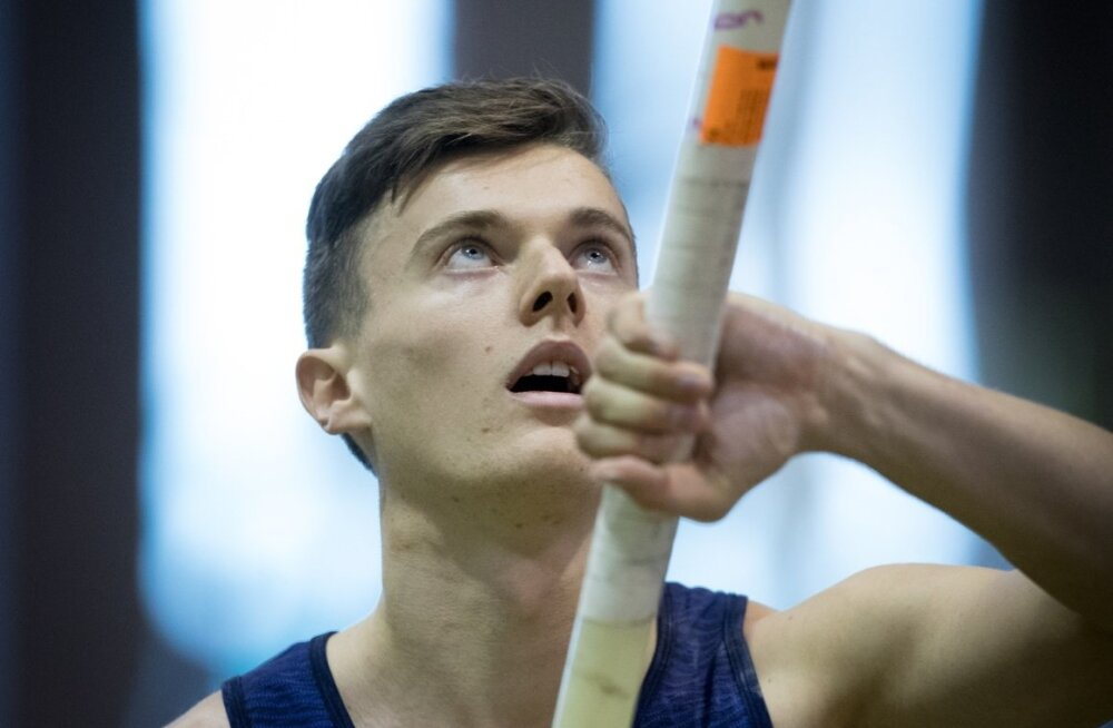Rakveres selguvad mitmevõistluse Eesti meistrid