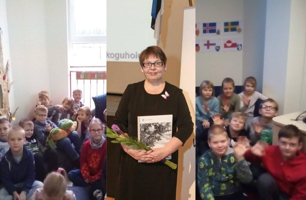 Aasta maaraamatukoguhoidjaks valiti Are raamatukogu rõõmsameelne juhataja Malle Pajo