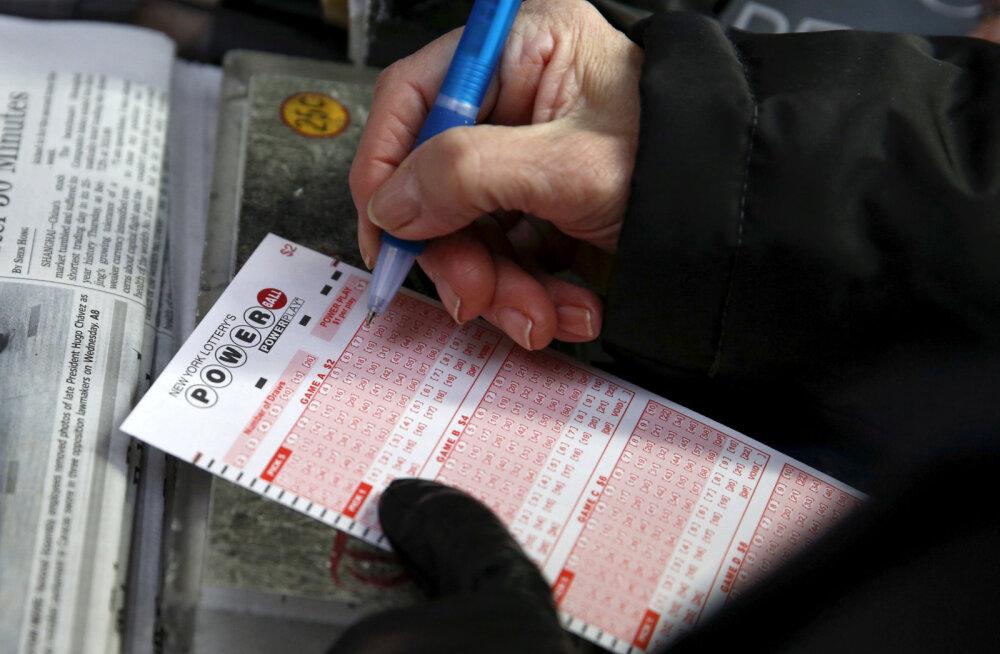Guru matemaatiliselt: ärge kunagi mängige loteriid! Võiduvõimalusi saab parandada