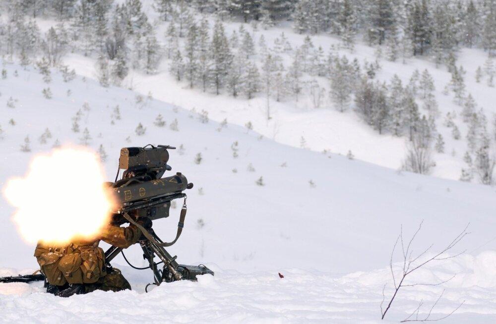 Tankitõrjekompaniile uute modernsete relvade soetamise teel on takistusi. Hankest kõrvale jäänud firma väidab, et eestlastele müüakse vananenud kraami. Pilt on illustratiivne.