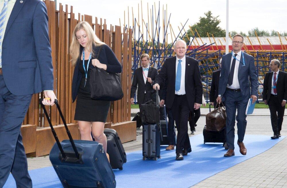 Konkurentsivõime ja telekommunikatsiooni ministrite mitteametlik kohtumine Kultuurikatlas