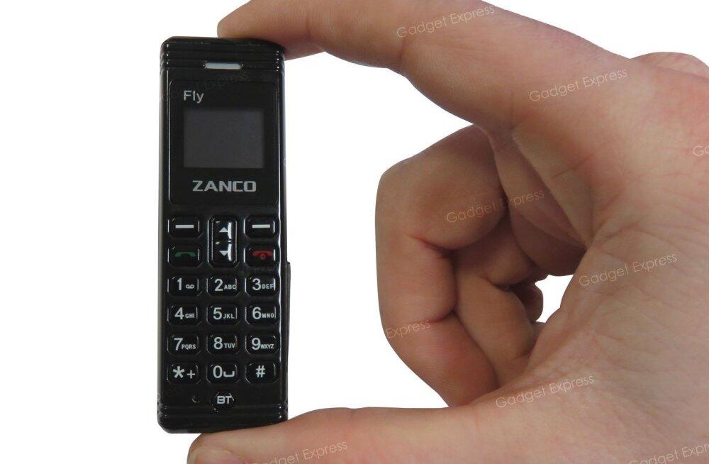 Telefonid, mida kantakse tagumikus: vanglates on popid pisitelefonid, mida on (khm) kerge peita