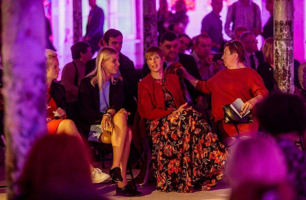 """ФОТО: На фабрике """"Кренгольм"""" состоялось открытие фестиваля классической музыки. Присутствовала и президент!"""