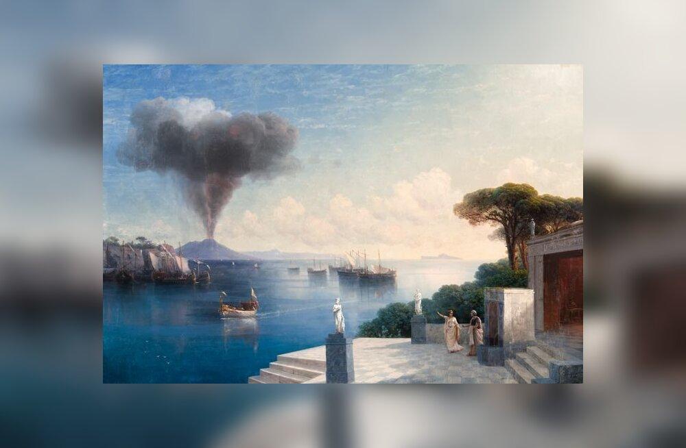 Неизвестный Айвазовский: первая выставка великого мариниста в Эстонии