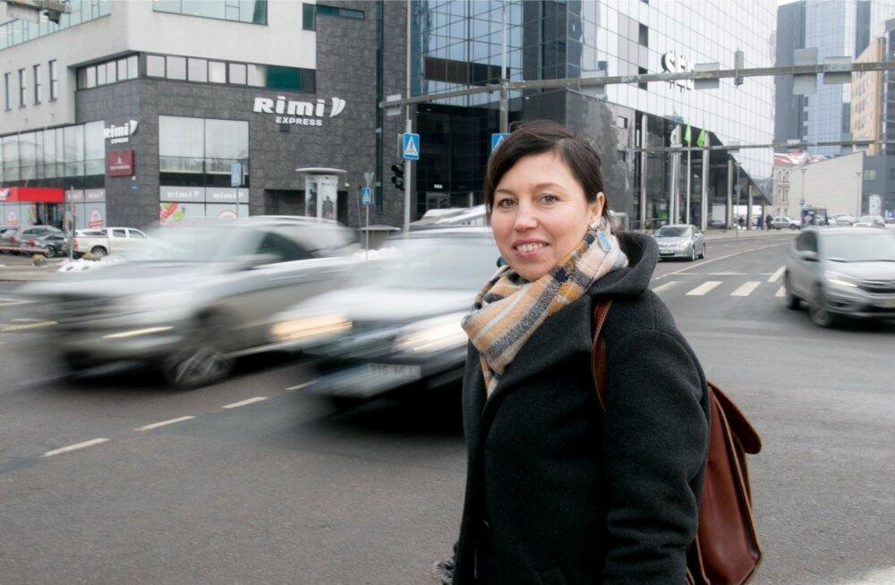 Tiina Saar-Veelmaa rõhutab, et karjääri planeerides on tähtis eneses selgusele jõuda.
