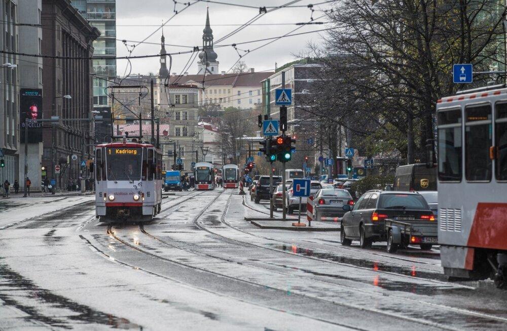 Kulub veel aastaid, enne kui Tallinna kesklinna keset Narva maanteed puud istutatakse ja autoliiklust piiratakse.