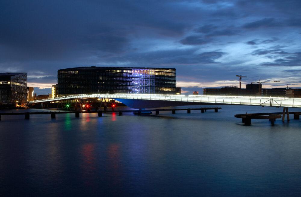 Kopenhaageni vana sadamapiirkond.