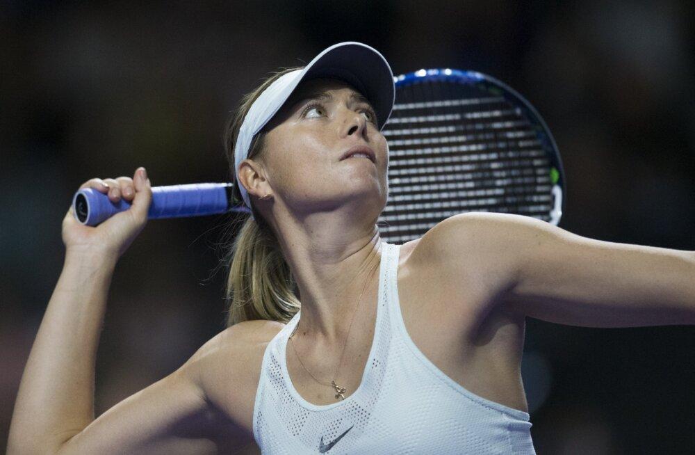 Maria Šarapova sattus Indias skandaali: tennisetähte süüdistatakse suuremahulises pettuses