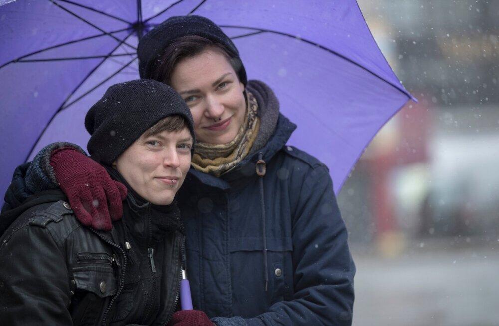 Sarah ja Kristiina Raud
