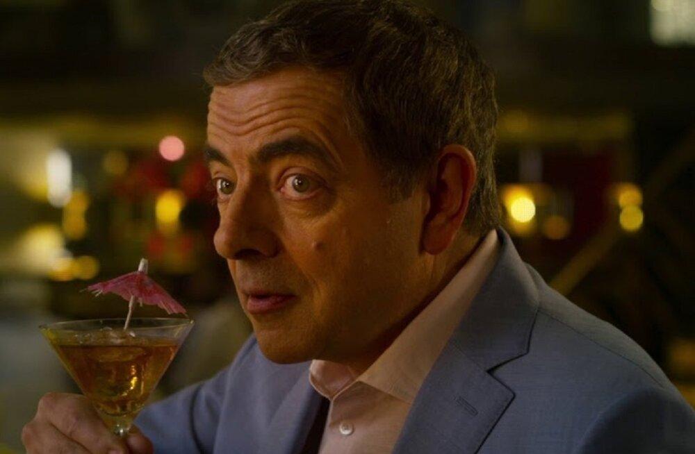Nädalavahetuse TOP7 | Rowan Atkinsoni James Bondi paroodia meelitas rahva kinno