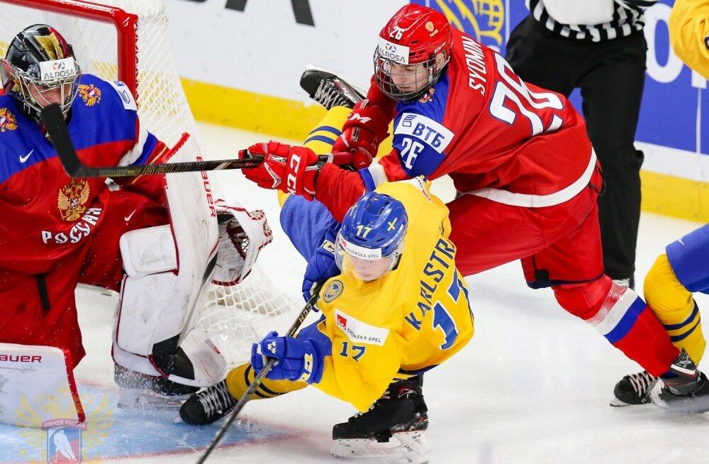 Russia (U-20) vs Rootsi (U20)