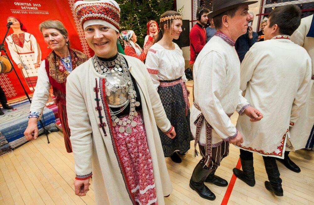 Talsipüha Obinitsas, soome-ugri kultuuripealinna aasta lõpetamine