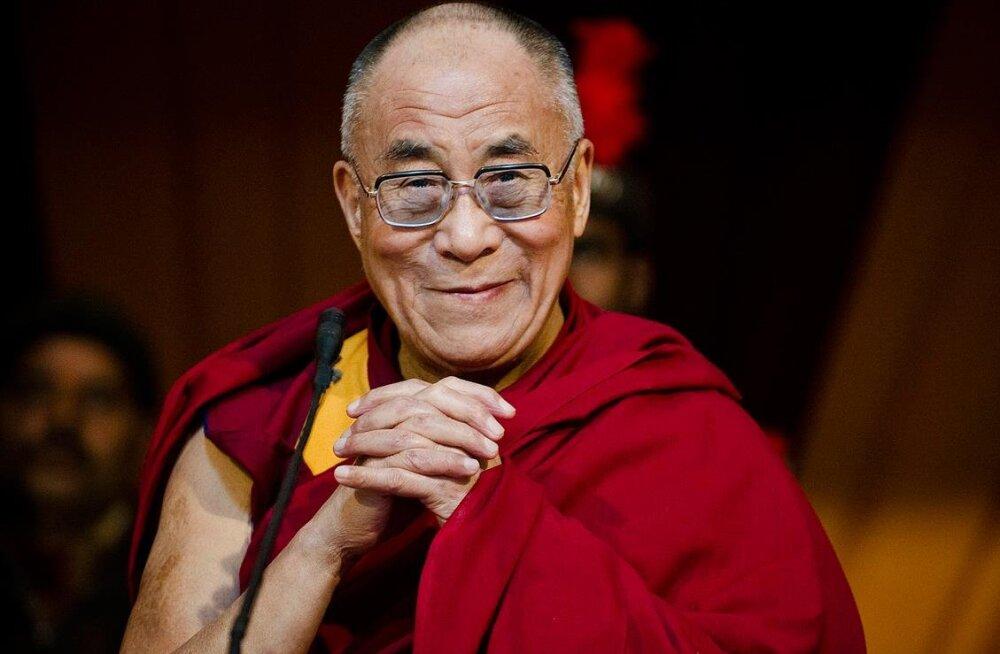 Dalai-laama õpetusi Riias saab jälgida internetiülekandes