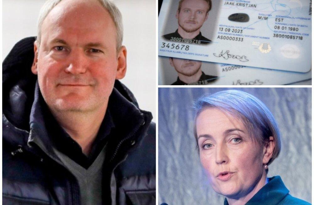 Mart Luik: Eesti 200 võtab kodakondsuspoliitikas üle Edgar Savisaarest vabaks jäänud niši