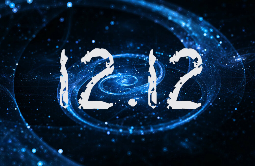 Numbrimaagia   Täna on 12.12 - päev, mis aitab liikuda uuele vaimsele tasandile