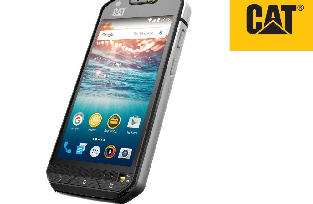 FORTE MINITEST: mobiiltelefonide ajalugu! Ühele vastajale on auhinnaks telefon Cat® S60