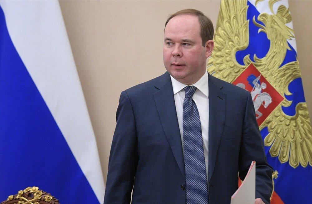 Kunagise ENSV juhi Karl Vaino pojapoeg Anton on Kremlis tugevalt ohjad haaranud.