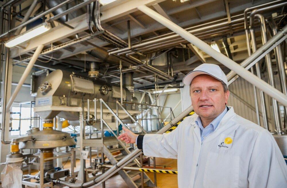 Neli piimatootjat asuvad Venemaa asemel eksportima Hiina ja Tšiilisse