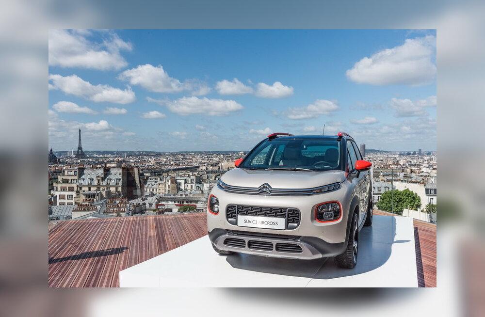 WhatCar?-i proovisõit: Citroën C3 Aircross püüab taastada endist hiilgust