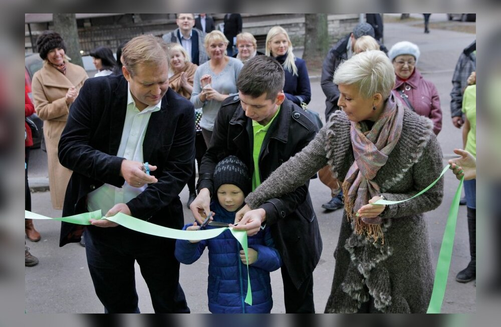 Konju mõisatalu talupoe avamine Tallinnas