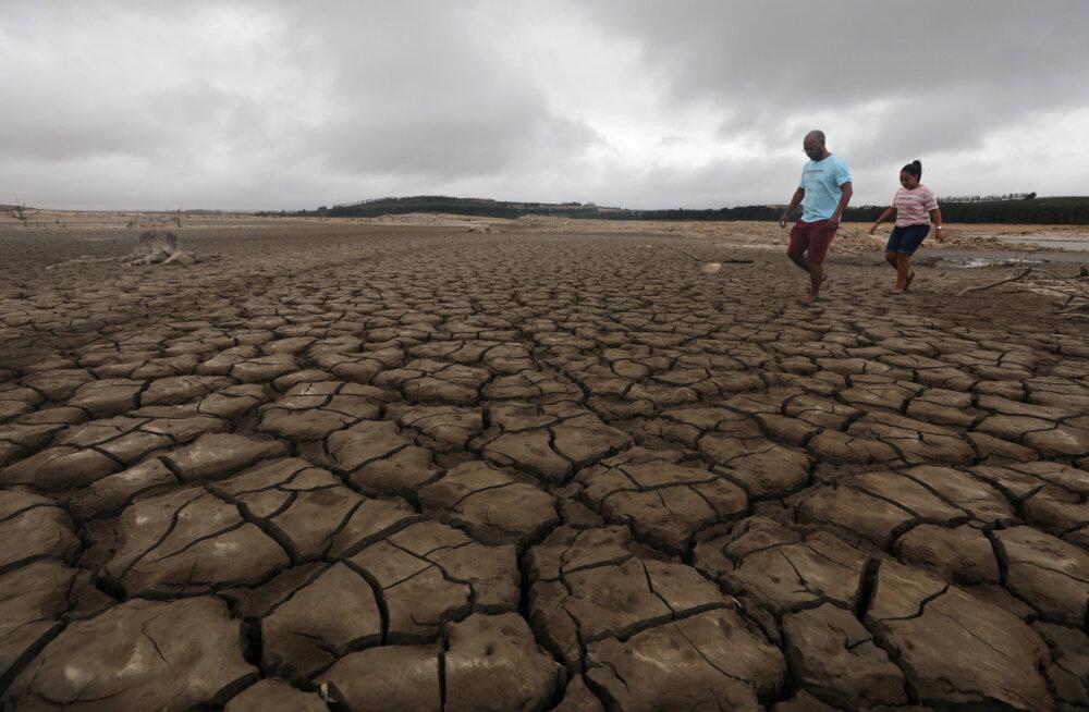 Mäletate Kaplinna kriisi? ÜRO värske raport seab sarnase riski ette 3,6 miljardit inimest