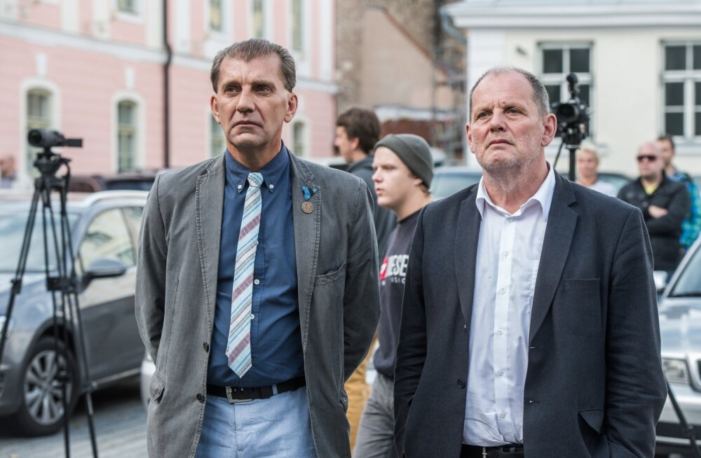 Märt Sults ja Peeter Ernits