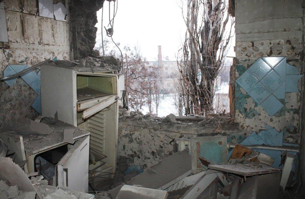 Ukraina: Valgevene rahuvalvajaid Donbassi ei tule, kui sinna ei tule NATO omi
