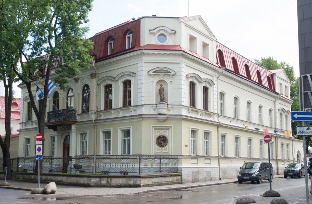 Tallinna Linnavolikogu hoone