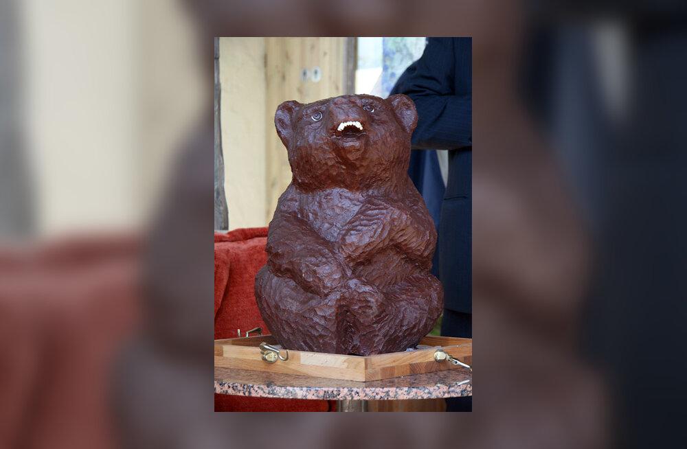 Шоколадный мишка Laima