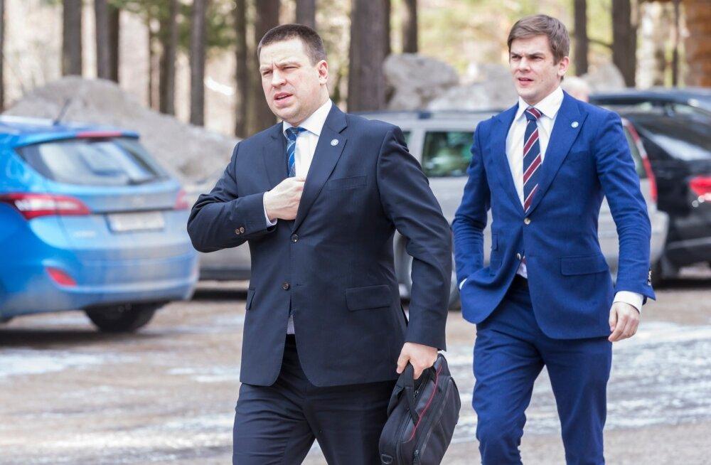 Jüri Ratas, peaminister