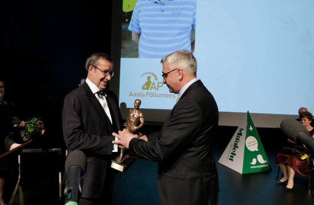 Aasta Põllumees 2015 gala