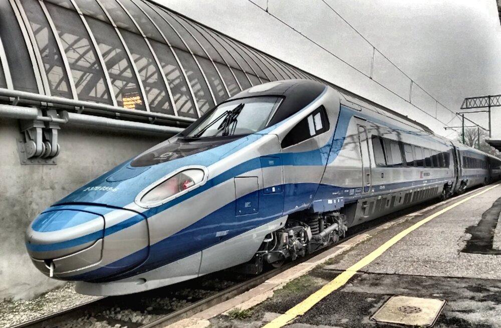 Rail Baltic saab otsa Poola soos? Kuidas olukord sealsel raudteel tegelikult on