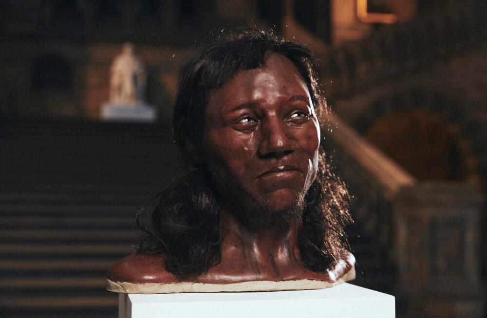 Sinised silmad, tume nahk: sellised nägid välja esimesed britid