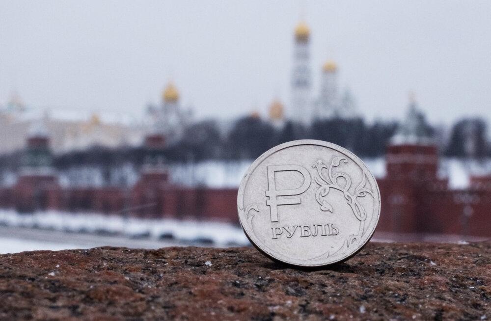 Валютные спекулянты в США резко сократили ставки на укрепление рубля