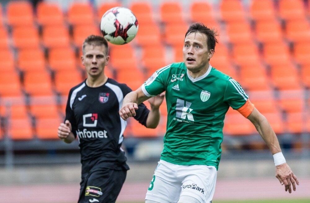 FCI Tallinn v Tallinna FC Levadia