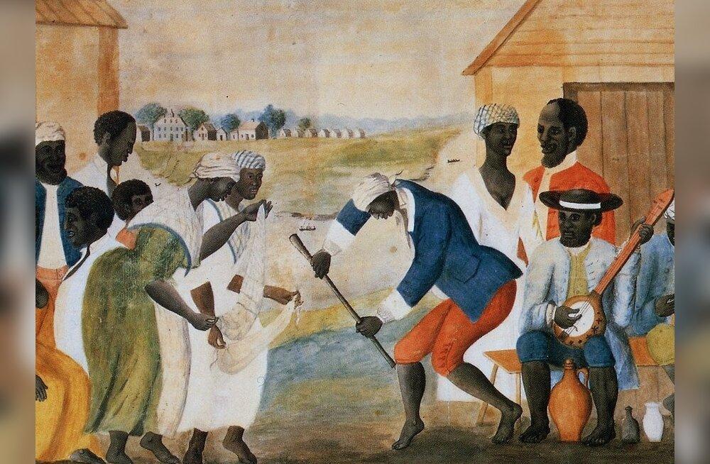 Avastus kirjutab ümber Ameerika mustanahaliste ajaloo