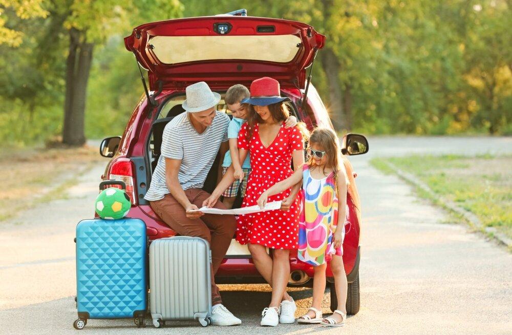 Enne teele asumist tehke kindel reisiplaan ja viige end kurssi kohalike oludega.